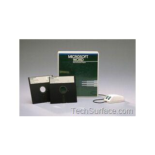 1983 as Microsoft Office 1.00