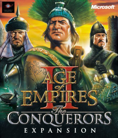 File:Age of Empires II - The Conquerors Coverart.png