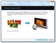 Windows DVD Maker Vista