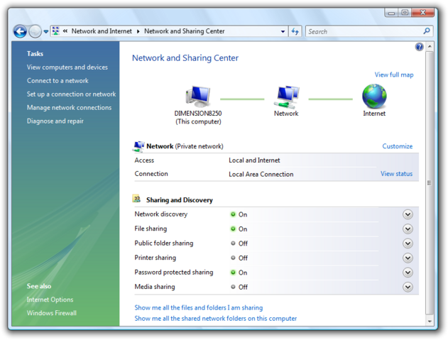 File:Windows Vista Network and Sharing Center.png