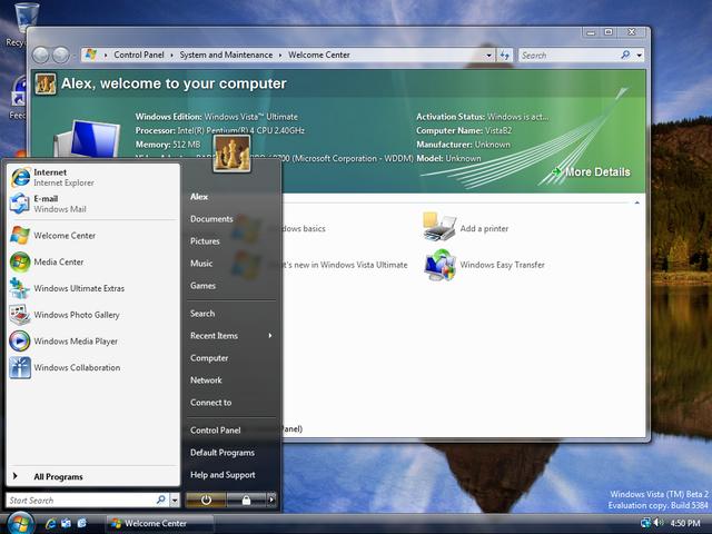 File:Vista Beta 2 Desktop.png