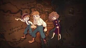 The Wingfeather Saga Animated Series Teaser