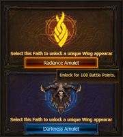 Badges SelectFaith