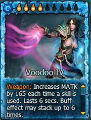 Cards VoodooIV Art