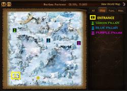Siege War NorthernFortress Map ref