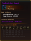 Equipment SoulmateLegGuards Mage