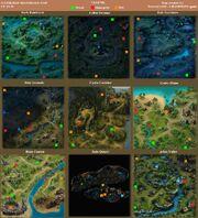 Materials Map