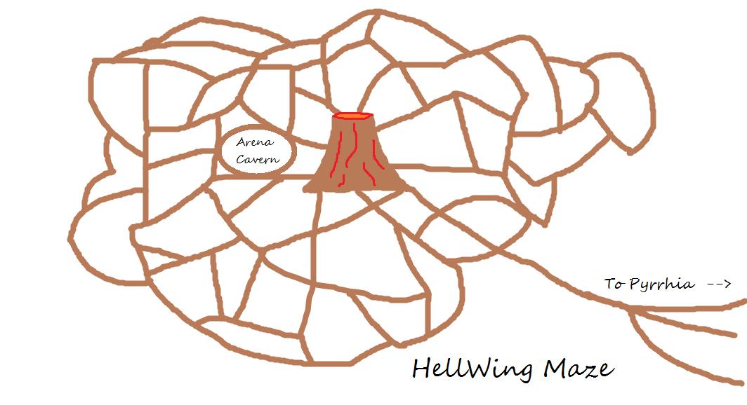 HellWing Map