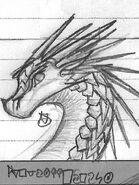 Sketch Princess Icicle