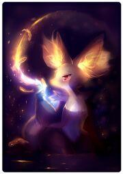 Delphox... The Pokemon