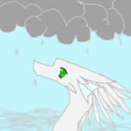 Sleet the RainWing/IceWing