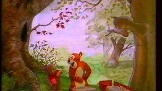 Winnie l'ourson - Les voisins - Vincent Perrot - Le Disney Channel