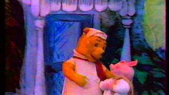 Winnie l'ourson - Le tigre bricoleur - Vincent Perrot - Disney Channel