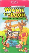 The New Adventures Of Winnie the Pooh Volume 6 VHS