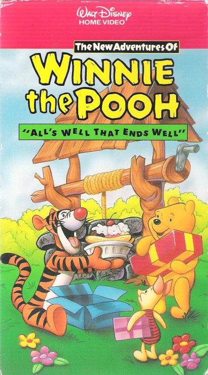 the new adventures of winnie the pooh volume 6 alls well