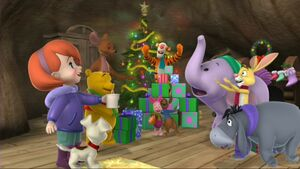 Around the Christmas Tree