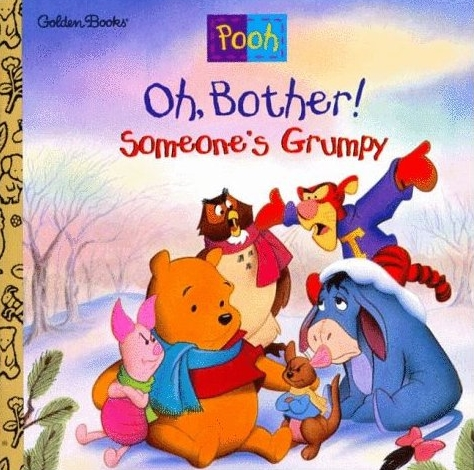 File:Oh, Bother! Somebody's Grumpy Cover (Newer).jpg