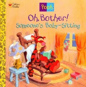 Oh, Bother! Someone's Babysitting Cover