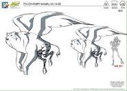 Fairy Animal 701 - Concept Art