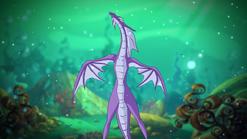 Politea's monster form