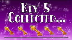 I just collected Key 5 - Winx Club Butterflix Adventures with Malik Fernandez