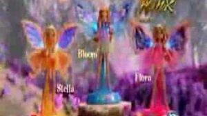 Winx Club Colourmagic & Daphne Dolls Commercial SP? 2007