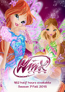 Winx Club Season 7 Promotional Poster 2