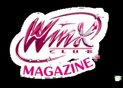 Winx Club Magazine Logo