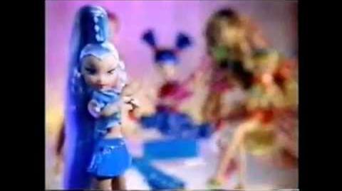 Winx Club Season 1 Doll Commercial (English)