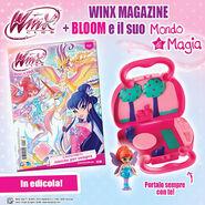WCM152 and Winx Mondi di Magia