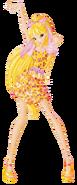 Winx 6 - Stella Calavera Outfit - Couture - 1