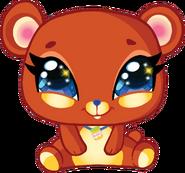 Pepe, Musa's bonder fairy pet bear.