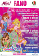 Winx Club Summer Tour 2016 Events