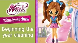 Winx Avatar Story 3 - Beginning of the year cleaning-0