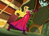 Outfits - Season 2 - Stella - Witch Dress 1