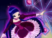 ~Chimera Twirls Her Scepter~