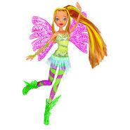 Flora Sirenix Deluxe Fashion Doll