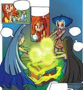 The Secrets of Alfea (3)
