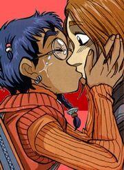 Taranee nigel kiss