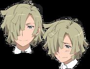 Face hozuki kanae
