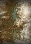 Tw3 map Kaer Morhen valley