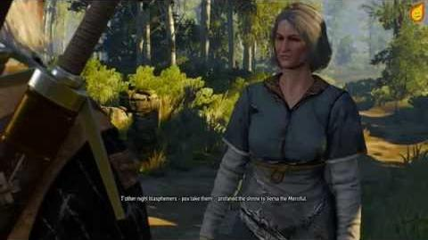 The Witcher 3- Defender of the Faith - Quest Walkthrough