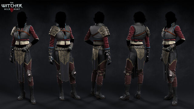 File:Tw3 Ciri alternative outfit model.jpg
