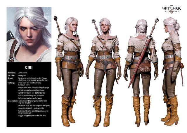 File:Ciri Witcher 3 The Wild Hunt Character Sheet.jpg