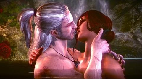 The Rose of Remembrance (Censored) (The Witcher 2) Full HD