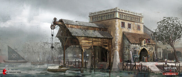 File:Tw3 Blood and Wine Port District concept art 2.jpg