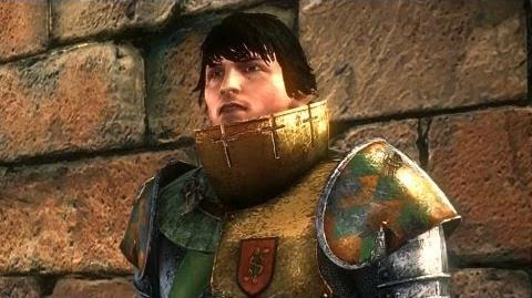 Aryan La Valette in Loc Muinne (The Witcher 2) Full HD