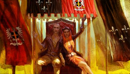 Adda und König Radovid