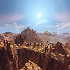 Diddiwedht Desert