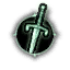 File:Game Icon Use dagger unlit.png